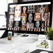 Maria Malone Guerbaa Web Design