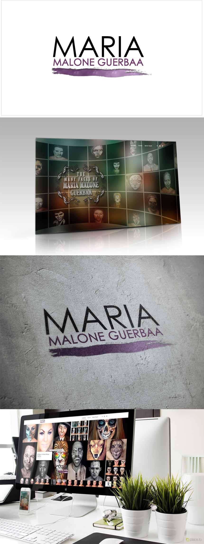 Maria Malone Guerbaa Web development project