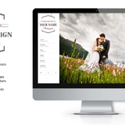 Photographers Website Design