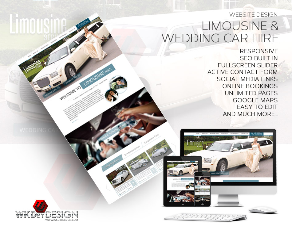 Car Hire - Web Design