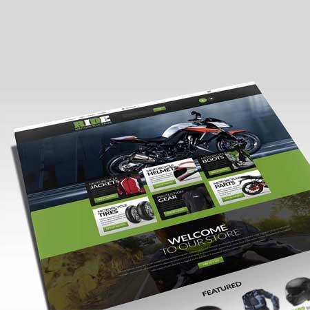 Motorbike eStore