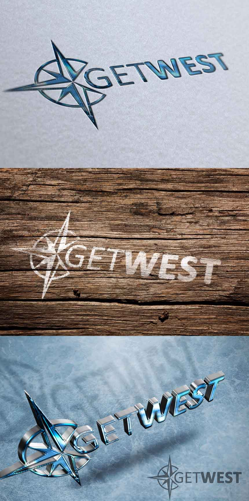 GetWest Logo Sample