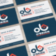 Logo & Business Card Design for O'Brien Contractors.